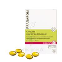 PRANAROM OLEOCAPS 5 Caps confort gynécologique & urinaire