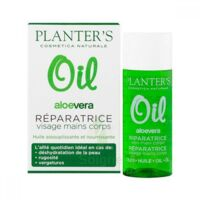 PLANTER'S ALOE VERA CORPS Huile oil réparatrice 50ml à Savenay