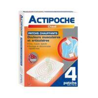 Actipoche Patch chauffant douleurs musculaires B/4 à Savenay