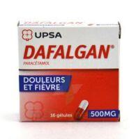 DAFALGAN 500 mg Gélules 2plq/8 (16) à Savenay