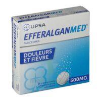 EFFERALGANMED 500 mg, comprimé effervescent sécable à Savenay