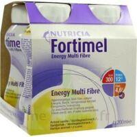 FORTIMEL ENERGY MULTI FIBRE, 200 ml, pack 4 à Savenay