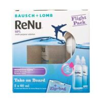 Renu Special Flight Pack, Pack à Savenay