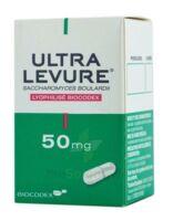 ULTRA-LEVURE 50 mg Gélules Fl/50 à Savenay