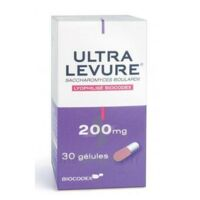 ULTRA-LEVURE 200 mg Gélules Fl/30 à Savenay