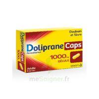 DOLIPRANECAPS 1000 mg Gélules Plq/8 à Savenay