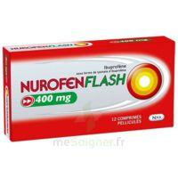NUROFENFLASH 400 mg Comprimés pelliculés Plq/12 à Savenay