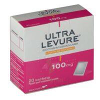 ULTRA-LEVURE 100 mg Poudre pour suspension buvable en sachet B/20 à Savenay
