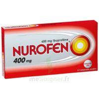 Nurofen 400 Mg Comprimés Enrobés Plq/12 à Savenay