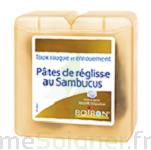 PATES DE REGLISSE AU SAMBUCUS Pâtes à sucer Sach/70g à Savenay