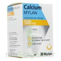 CALCIUM MYLAN 500 mg, comprimé à sucer ou à croquer à Savenay