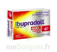 Ibupradoll 400 Mg Caps Molle Plq/10 à Savenay