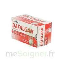 DAFALGAN 1000 mg Comprimés effervescents B/8 à Savenay