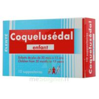 COQUELUSEDAL ENFANTS, suppositoire à Savenay