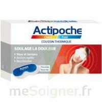 ACTIPOCHE Masque thermique yeux et tempes B/1 à Savenay