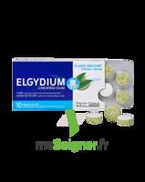 Elgydium Antiplaque Chew gum B/10 à Savenay