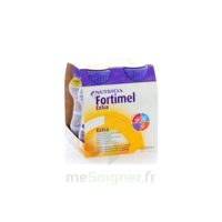 Fortimel Extra Nutriment abricot 4 Bouteilles/200ml à Savenay