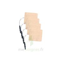 Stimex Electrode carré électrostimulation 50x50mm B/4 à Savenay