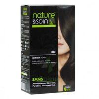 Nature & Soin Kit coloration 3N châtain foncé à Savenay