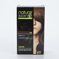 Nature & Soin Kit coloration 7G blond doré à Savenay