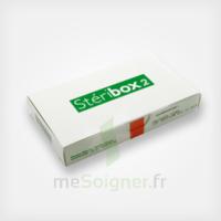 Stéribox Kit prévention et hygiène pour les toxicomanes avec seringues 100UI/ml à Savenay
