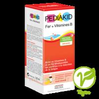 Pédiakid Fer + Vitamines B Sirop banane 125ml à Savenay