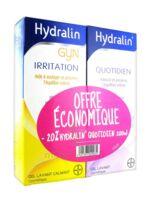 Hydralin Quotidien Gel lavant usage intime 200ml+Gyn 200ml à Savenay