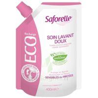 Saforelle Solution soin lavant doux Eco-recharge/400ml à Savenay