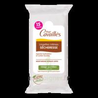 Rogé Cavaillès Intime Lingette spécial sécheresse Pochette/15 à Savenay