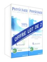 Physiomer Solution nasale adulte enfant 2*Sprays/135ml à Savenay