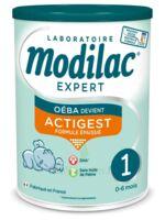 Modilac Expert Actigest 1 Lait poudre B/800g à Savenay