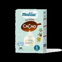 Modilac Céréales Farine Cacao à partir de 6 mois B/300g à Savenay
