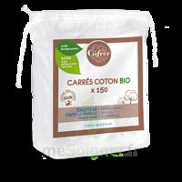 Gifrer Carré coton bio Sachet/150 à Savenay
