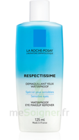 Respectissime Lotion waterproof démaquillant yeux 125ml à Savenay