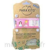 Para'kito Kids Bracelet Répulsif Anti-moustique Princess à Savenay