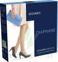 Sigvaris Attrait - 2 Bas autofix Sensinnov femme noir N médium à Savenay