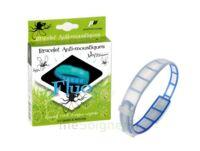 Pharmavoyage Bracelet Phosphorescent Anti-insectes Bleu Fluo à Savenay