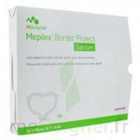 Mepilex Border Sacrum Protect Pansement hydrocellulaire siliconé 22x25cm B/10 à Savenay