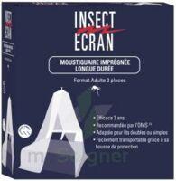 Insect Ecran Moustiquaire Imprégnée 2 Places Adulte à Savenay