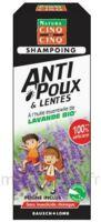Cinq sur Cinq Natura Shampooing anti-poux lentes lavande 100ml à Savenay