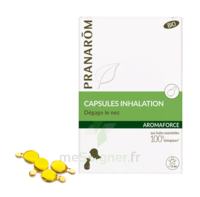 Aromaforce Caps inhalation bio B/15 + Inhalateur à Savenay
