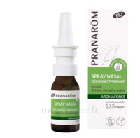 Aromaforce Solution nasale dégage le nez 15ml à Savenay