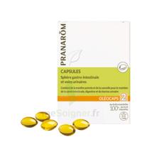Oléocaps 2 Caps santé intestinale bio B/30 à Savenay