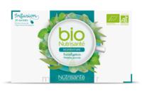 Nutrisanté Infusions Bio Respiratoire 20 Sachets à Savenay
