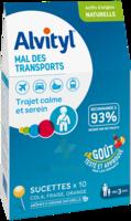 Alvityl Sucette Mal Des Transports B/10 à Savenay