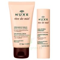 Rêve De Miel Crème Mains Et Ongles + Stick Lèvres Hydratant à Savenay