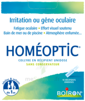 Boiron Homéoptic Collyre unidose à Savenay