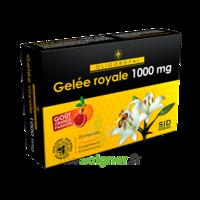 Sid Nutrition Oligoroyal Gelée Royale 1000 Mg _ 20 Ampoules De 10ml à Savenay