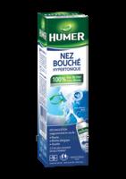 Humer Spray Nasal Nez Bouché Adulte à Savenay