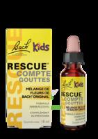 Rescue® Kids Compte-gouttes - 10 Ml à Savenay